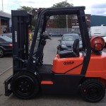 Used red Daewoo Doosan G25P for sale - FT Services