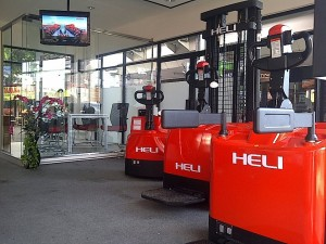 New Heli forklifts for sale - FT Services