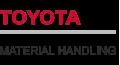 Toyota material handling logo (forklift sales)